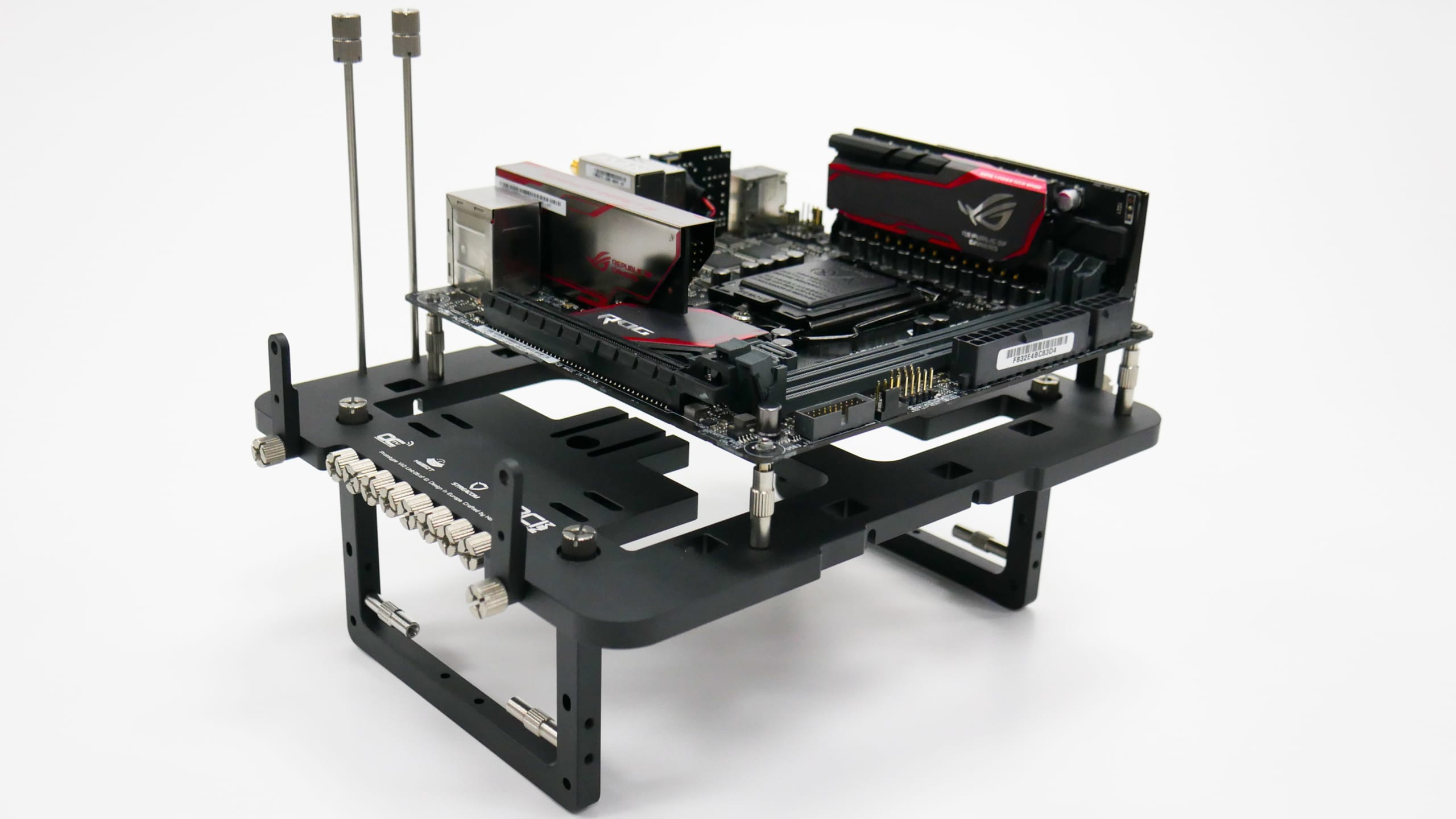 A New Mini Member Of The Family Obt Bc1 Mini Open Benchtable